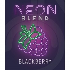 Табак Neon Blackberry